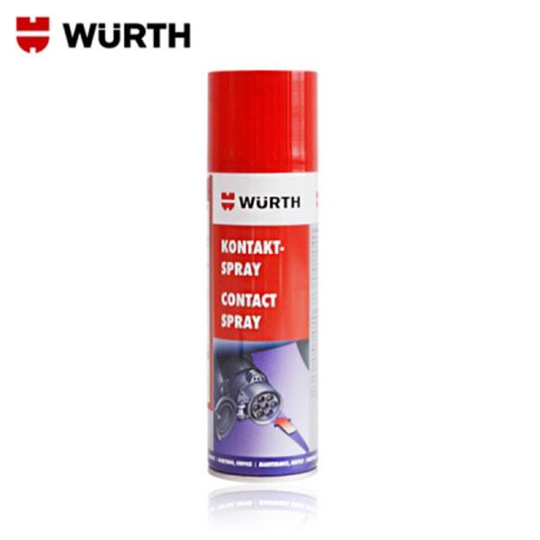 뷔르트 전기 접점 세정제 300ml 0890 100