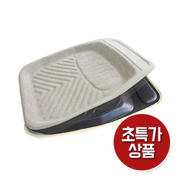 본 논슬립 3D 바닥매트 10개단위