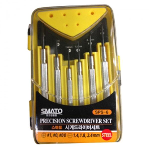 스마토 시계드라이버세트 SPS-6