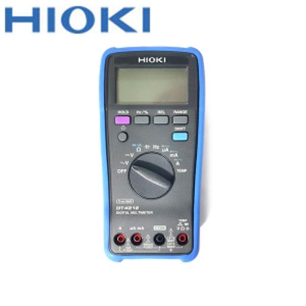 히오끼 디지털테스터기 DT4212