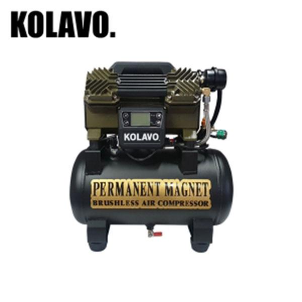 KOLAVO 저소음 디지털 콤프레샤 DC886 AL탱크
