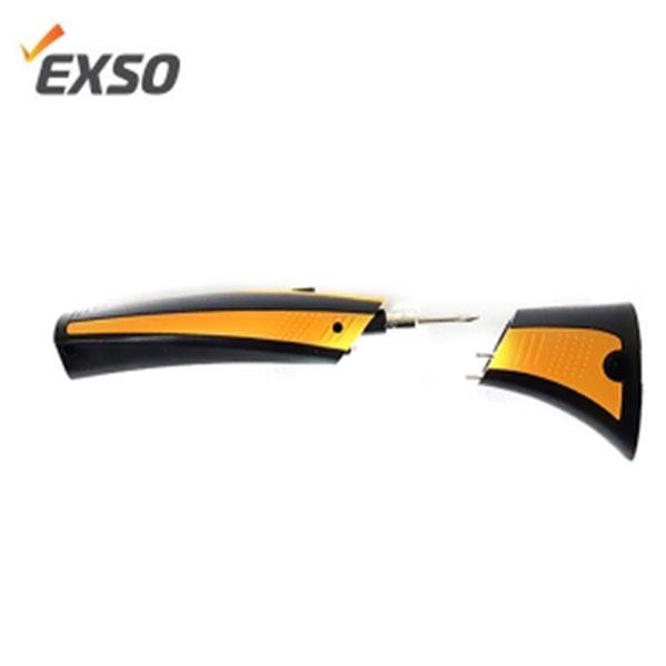 엑소인두기 충전식 무선인두기 일자형 EX-376