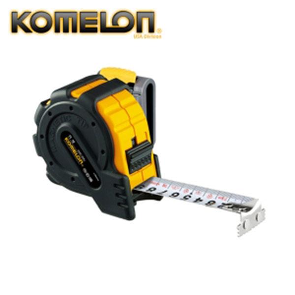 코메론 자켓자석훅홀더줄자 KMC-25RJH 5.5Mx25mm
