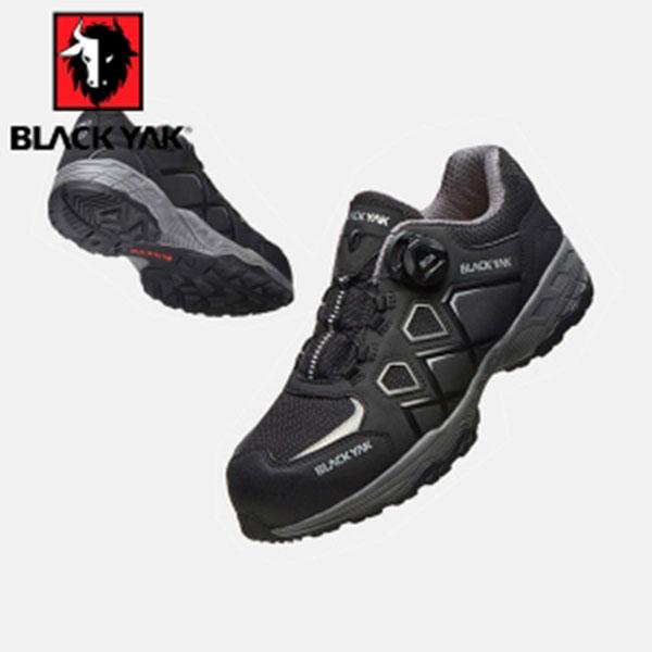 블랙야크 안전화 YAK-405D 보아다이얼