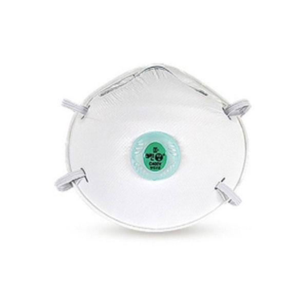 에버그린 마스크C400V 10pcs/안면부 여과식 방진마스크