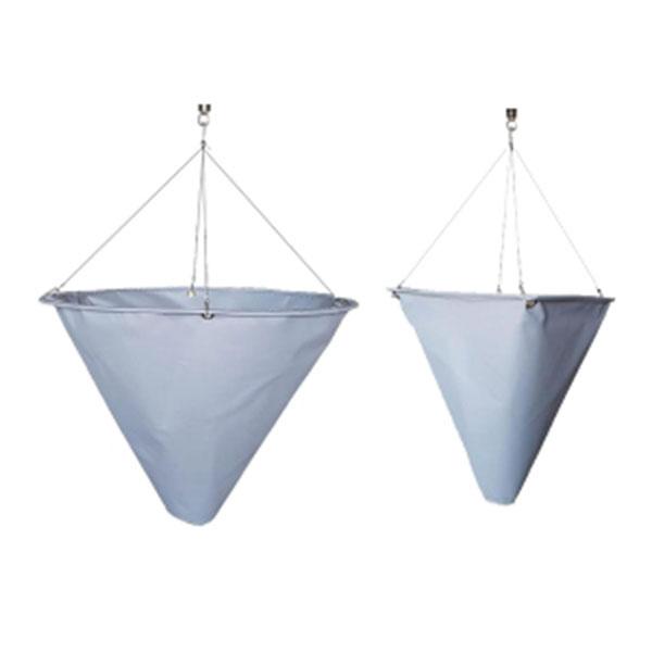 화인테크 크린텍스 재질 용접우산 원형, 용접우산 사각 화물착불