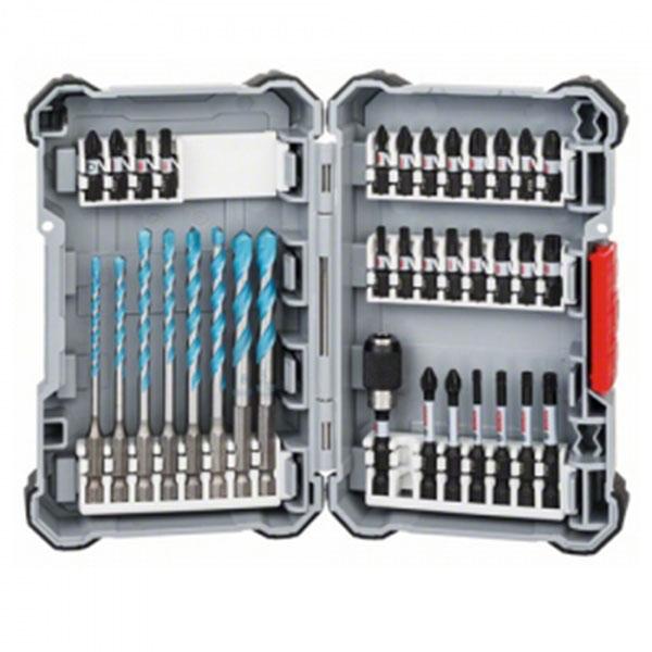 BOSCH 임팩용 멀티컨스트럭션 비트세트 35PCS