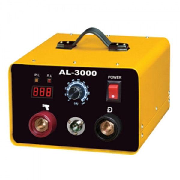 코리아나 판금용스포트용접기 AL-3000세트 화물착불