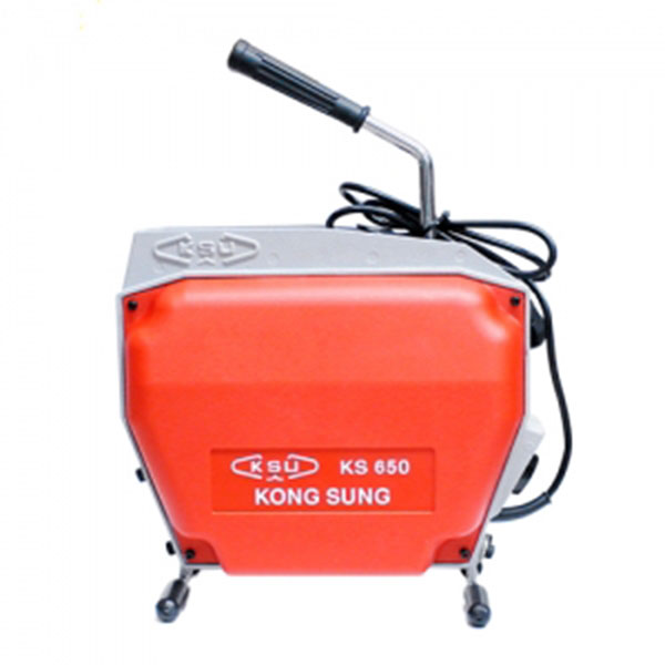 공성 전동청소기 kS-650 300W 스프링별도 화물착불