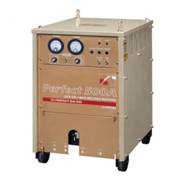 퍼팩트대대 CO2/MAC용접기 SCR방식 perfect-500A 화물착불