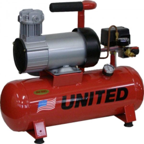 유나이티드 DC콤프레샤-24V배터리용DC0510-24 1/2HP