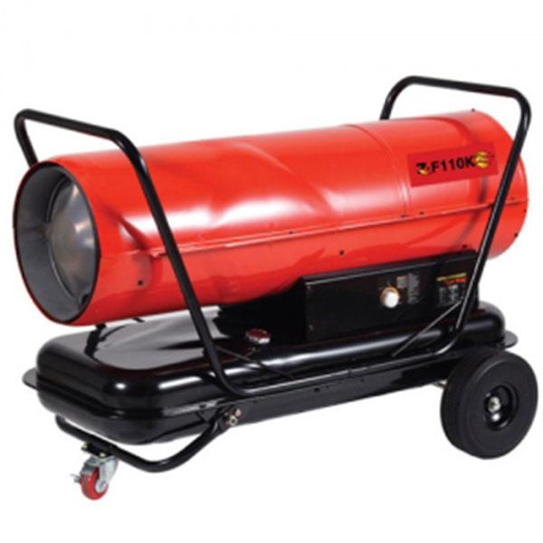 타이거킹 열풍기ZF-110K 화물착불
