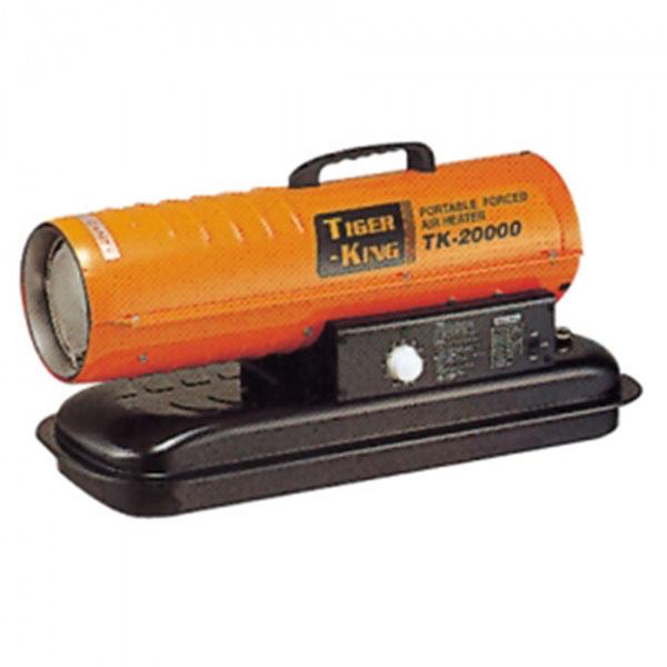 타이거킹 열풍기TK-20K 화물착불