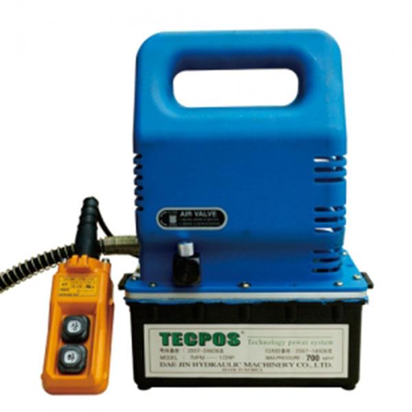 대진유압 유압전동펌프 TMPM-1/2A 압착헤드용 화물착불