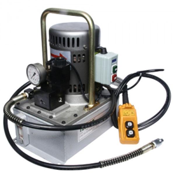 대진유압 유압전동펌프 TMP-1/2A 단동쏠 화물착불