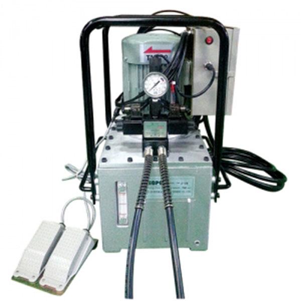 대진유압 유압전동펌프 TMP-1A외 복동쏠 화물착불