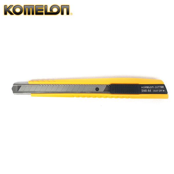 코메론 커터칼 SNB-A4 일반/9mm