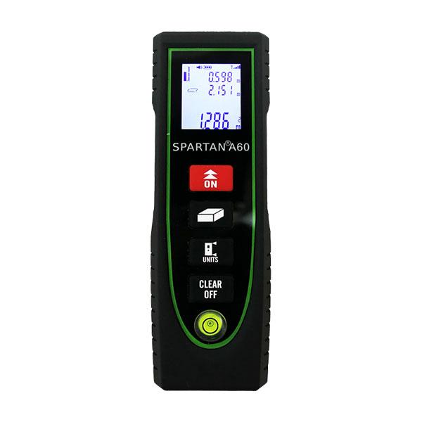 스파르탄 레이저 거리측정기 A60