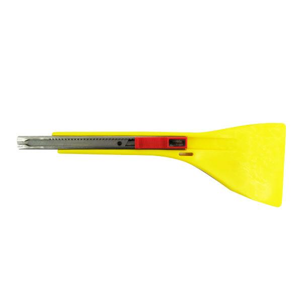 진우기공 도배칼 PC-노란색 JC70K
