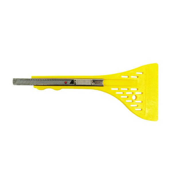진우기공 도배칼 PC-노란색 JP80J