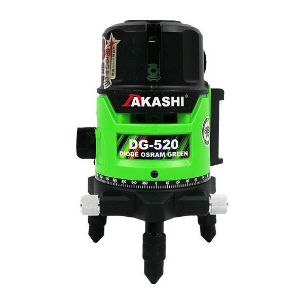AKASHI 레이저수평 DG-520 그린