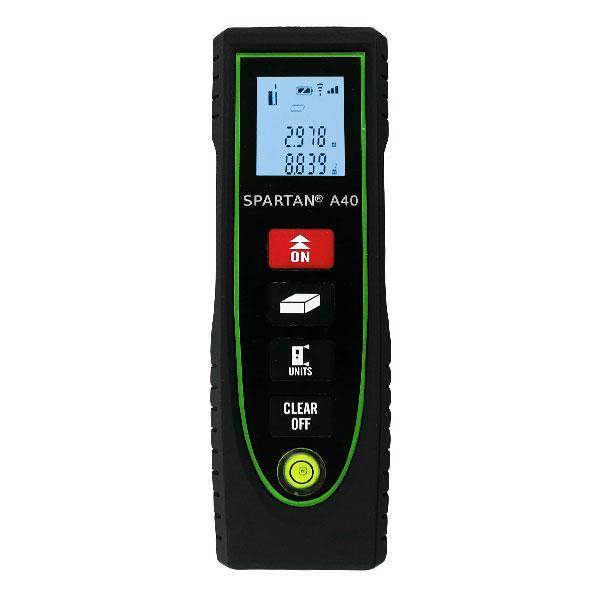 스파르탄 레이저 거리측정기 A40
