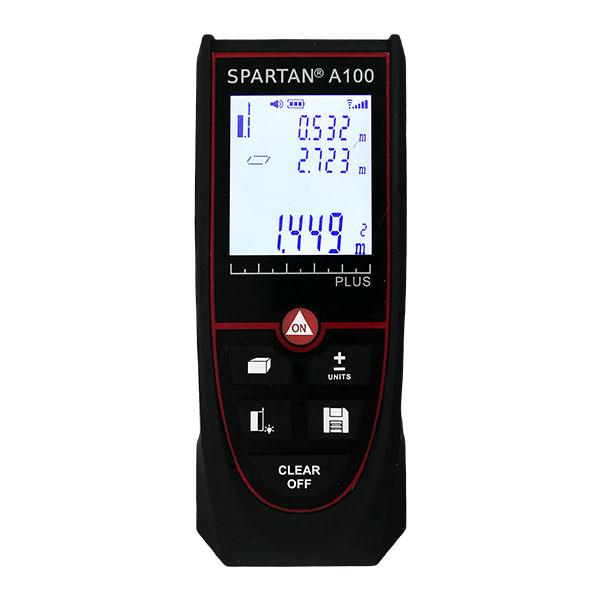 스파르탄 레이저 거리측정기 A100