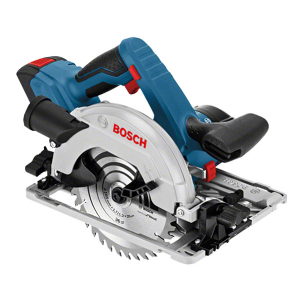 "BOSCH 충전원형톱GKS18V-57 6.5"" procore 18V-4.0Ah 2pack"