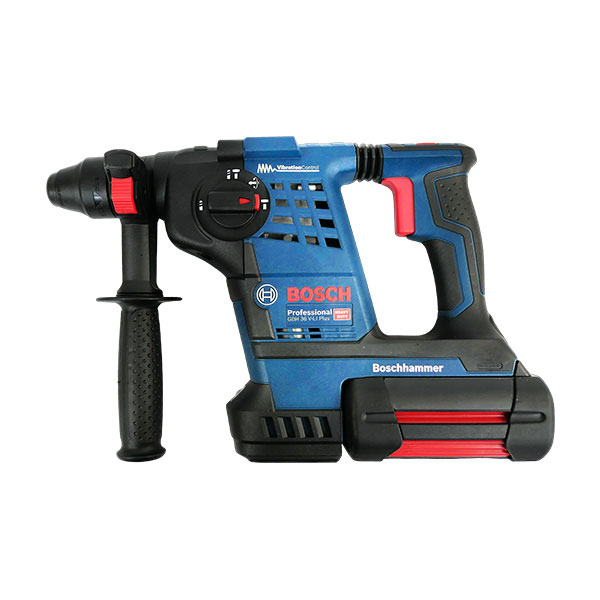 BOSCH 충전햄머드릴 GBH36V-LI PLUS 36V 6.0AH 2pack