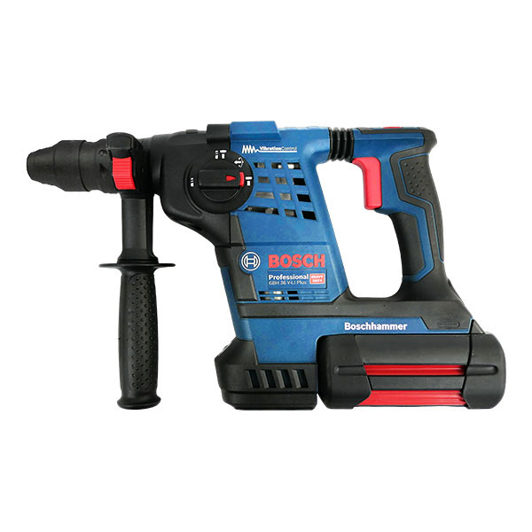 BOSCH 충전햄머드릴 GBH36VF-LI PLUS 36V 6.0AH 2pack