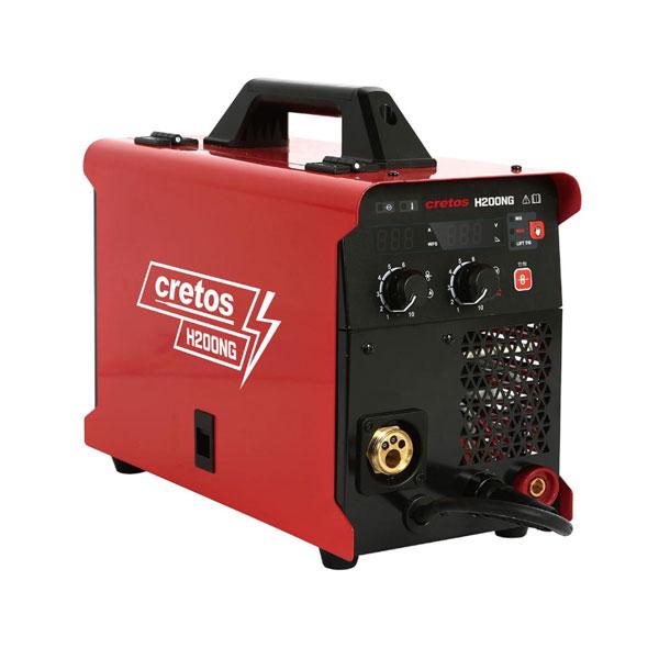 크레토스 논가스 CO2 인버터아크용접기 H200NG