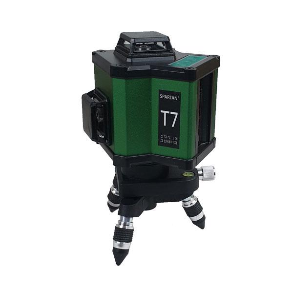 스파르탄 전자동식레이저 3D T7