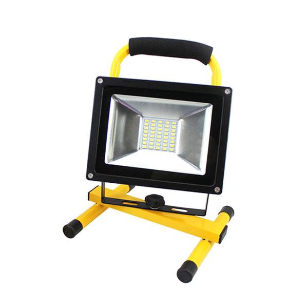 엔와이코리아 충전LED투광등 탁상형 HCL20/HCL50