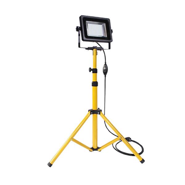 엔와이코리아 LED투광등 스탠드형/1구 WTL50/WTL100