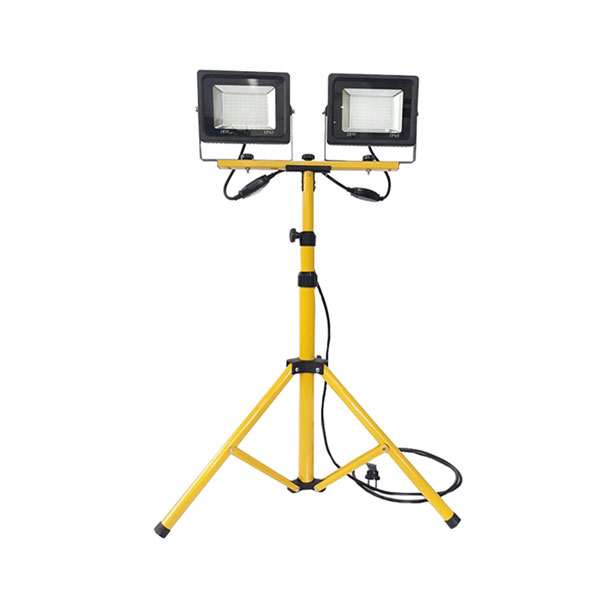 엔와이코리아 LED투광등 스탠드형/2구 WTL50-2