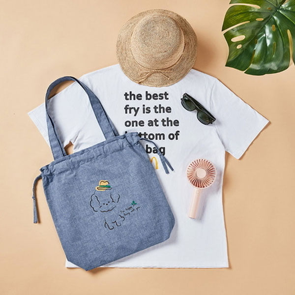 안테나샵 STRING ECO BAG