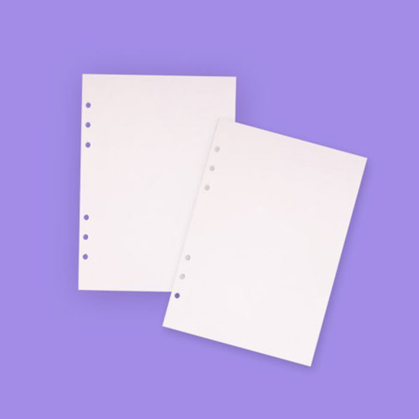 A5 refill blank note_LS-119I