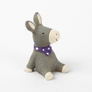 Resin animal - 10 Donkey