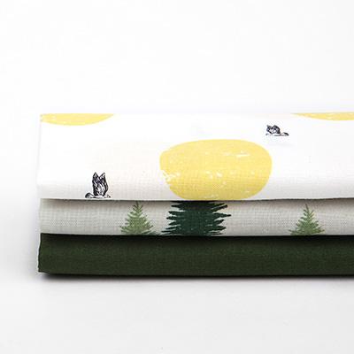 Quarter Fabric pack - 76 Peaceful