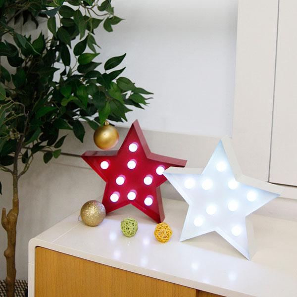 스타 LED 조명-옵션선택 *