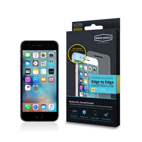브리스크쉴드 iPhone 6/6S Plus 충격흡수 3D풀커버 액정보호필름
