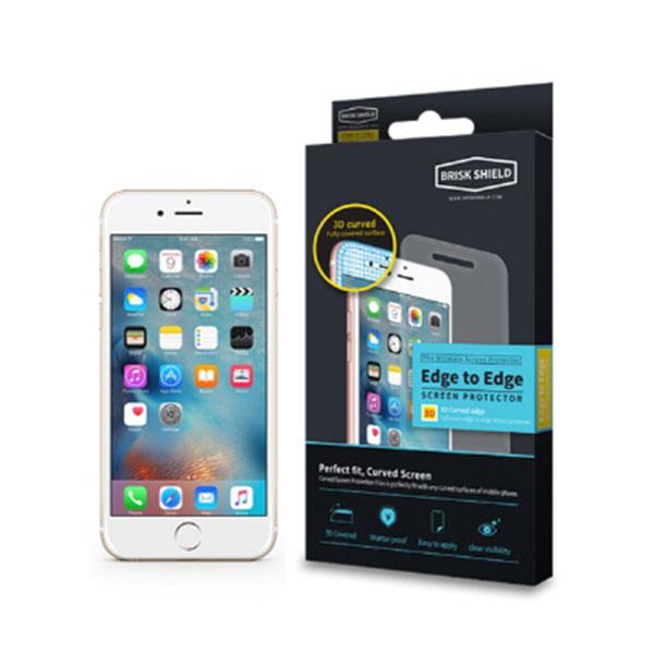브리스크쉴드 iPhone 6/6S 충격흡수 3D풀커버 액정보호필름
