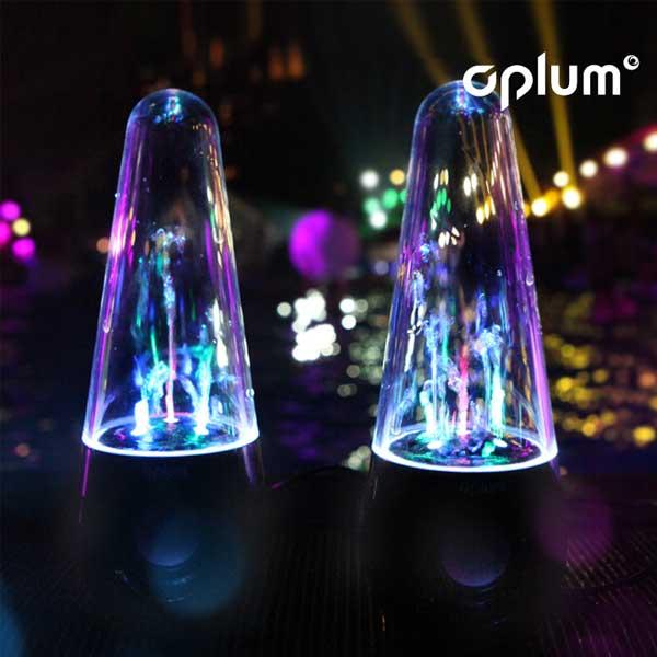 에이플럼 LED 음악분수스피커