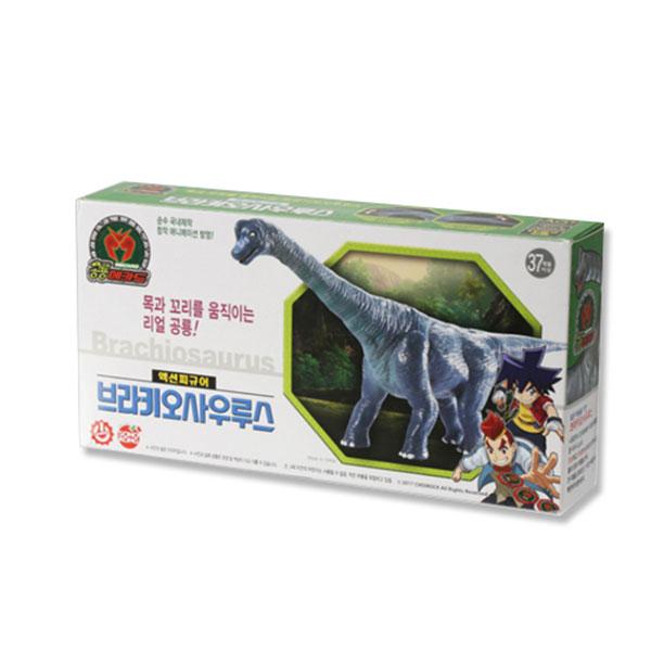 공룡메카드 액션피규어 - 브라키오사우르스