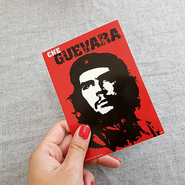 PYRAMID 체게바라 Che Guevara 엽서