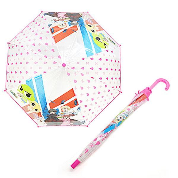 신비아파트 50비닐 장우산 핑크