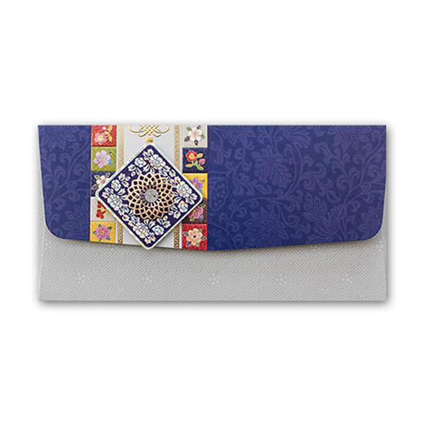 푸른 자개 축하봉투 035-ME-0053