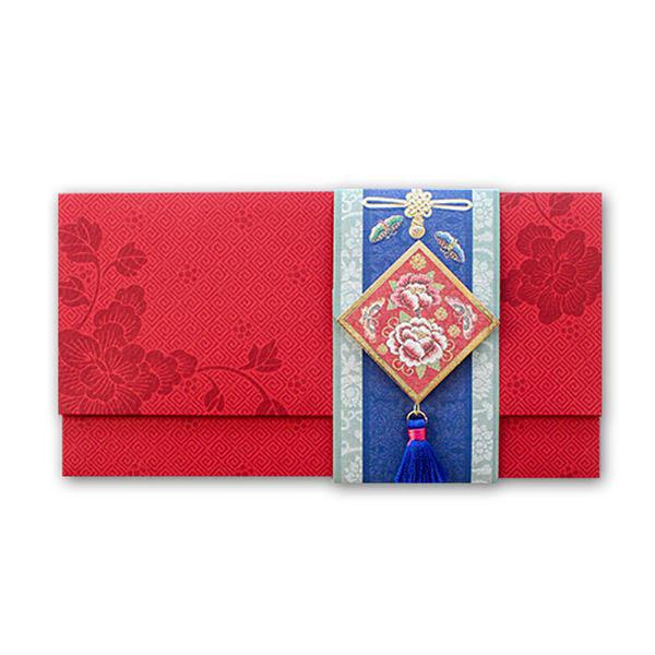 붉은빛 고운 축하봉투 035-ME-0052