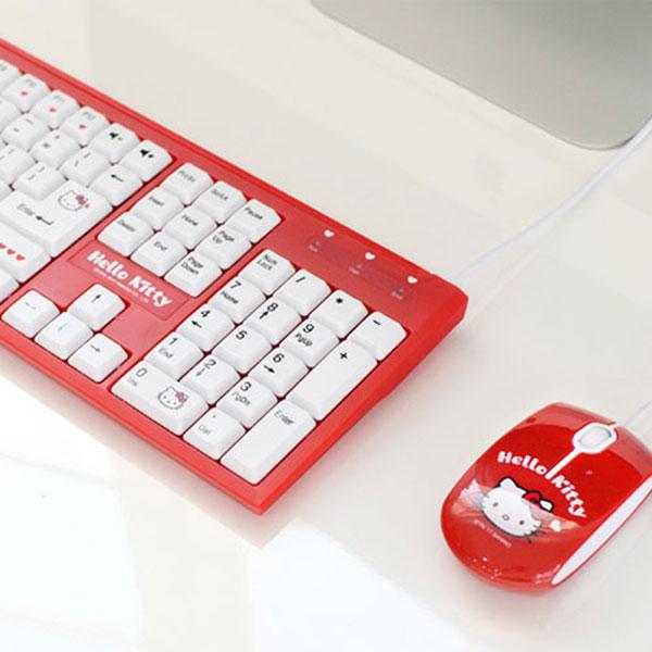 유선콤보 키보드+마우스 HK-KB908