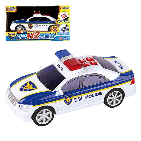 긴급 112 경찰차